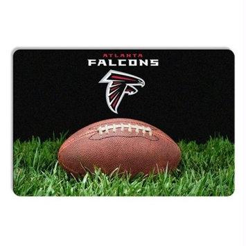 Gamewear Atlanta Falcons Classic NFL Football Pet Bowl Mat Large