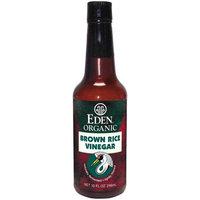 Eden Organic Brown Rice Vinegar, 10 fl oz, (Pack of 6)
