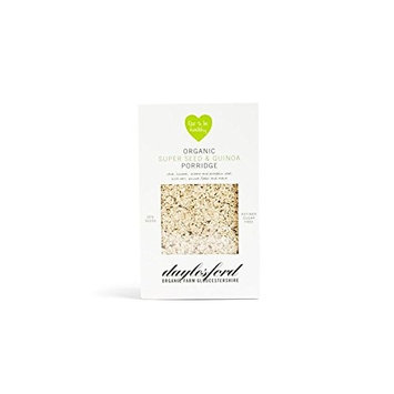 Daylesford Organic Super Seed & Quinoa Porridge 450G (Pack of 2)