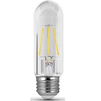 Feit Electric 7185762 4.5 Watt T10 Dimmable LED Bulb Clear