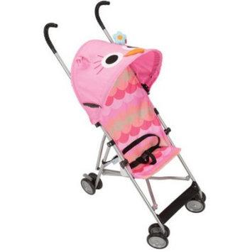 Cosco Comfort Height Character Umbrella Stroller, Owl 3D