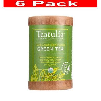 Teatulia Green Tea (16 bags)