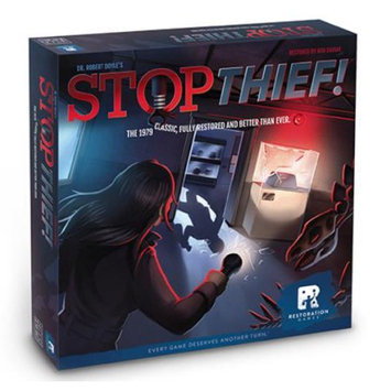 Restoration Games Stop Thief Game, Board Games