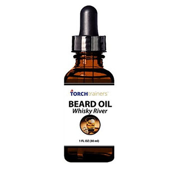 Torch Trainers Beard Oil - Whiskey River