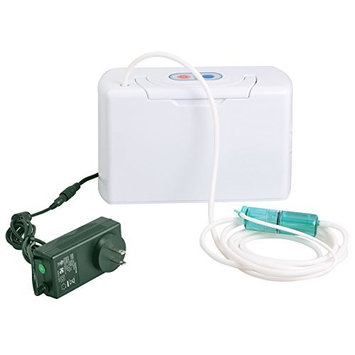 Denshine Portable Auto Car Home Travel Body Physical Oxygen Generator Concentrator With Rechargeable Battery