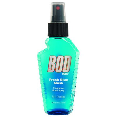 Pdc Brands Bod Man Blue Musk 3.4oz Body Spray