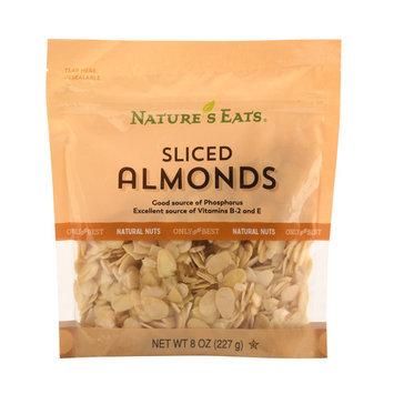 Texas Star Sliced Almonds, 8 Oz.