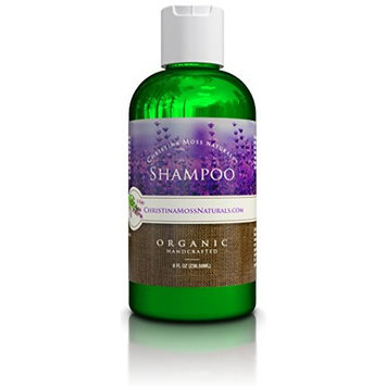 Hair Shampoo - With Organic & Natural Ingredients - Moisturizing - Clarifying - Sulfate Free - Vegan - For Dry Hair - Dry Scalp - Oily, Curly Or Fine Hair -...