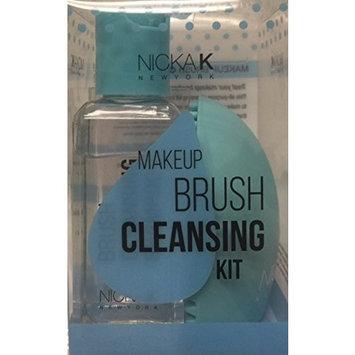 NICKA-K Makeup BRUSH CLEANSING Kit