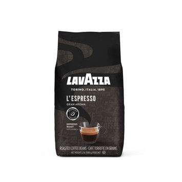 Luigi Lavazza S.p.a Lavazza, Gran Aroma Whole Bean Coffee, 2.2 lb