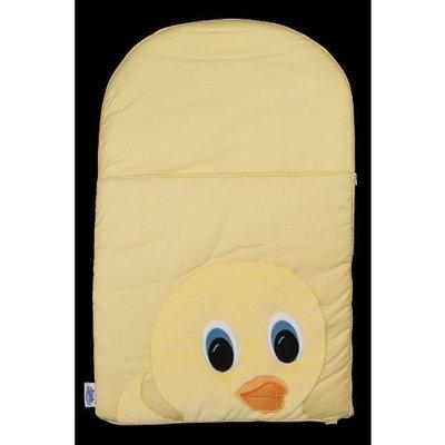 zCush Cotton Characters Nap Mat, Dainty Duckling