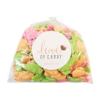 Love of Candy Bulk Candy - Tropical Swirly Gummy Fish - 1lb Bag [Tropical Swirly Fish Gummies]