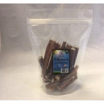Natural Cravings USA BULLY BITES 1 LB Grain Free Medium Breed Beef Bully Stick Dog Treat, 1 lb