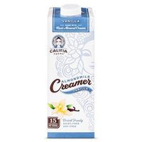 Califia Farms Vanilla Almond Milk Creamer 32 oz
