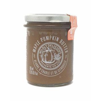 Wildly Delicious Maple Pumpkin Butter Spread, 185 ml (6.3 ounces)