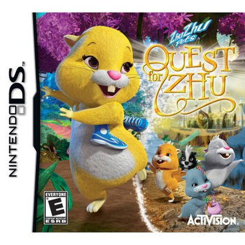 Black Lantern Studios, Inc. Zhu Zhu Pets: Quest For Zhu (DS) - Pre-Owned