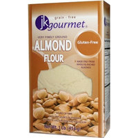JK Gourmet Almond Flour, very finely-ground, 2 Lbs (2 Packages of 1 Lb)