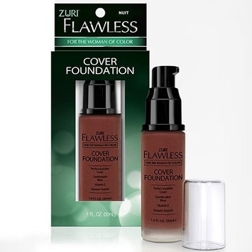 Zuri Flawless Cover Foundation - Nuit