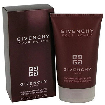 Givenchy After Shave Balm 3.4 Oz Purple Box