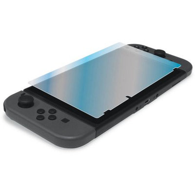 Hyperkin Armor3 Tempered Glass Screen Protector for Switch, Clear (NSW)