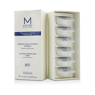 Thalgo Mceutic Extreme Normaliser Mask Salon Product 6X8ml/0.27Oz