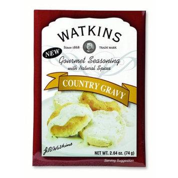 Watkins Country Gravy Gourmet Seasoning Mix, 2.64 Oz