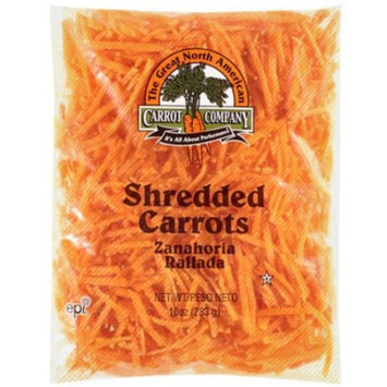 Carrot Company Shredded Carrots, 10 oz