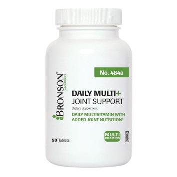 Bronson Vitamins Daily Multi + Joint Support
