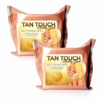 Totally Products Tan Touch Bronze 20-piece Self Tanning Towelettes