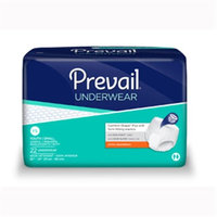 Firstqualityproducts Prevail PV-511 Extra Pull-on Brief-Small-88/Case