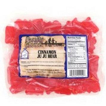 Rucker'S Candy 11154 13 Oz Cinnamon Juju Bears (12 Pack)