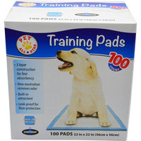 PET All Star Puppy Pads, 100 ct