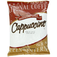 General Foods English Toffee Instant Coffee Mix, 2 lb. pack, Pack of 6 [English Toffee Cappuccino]