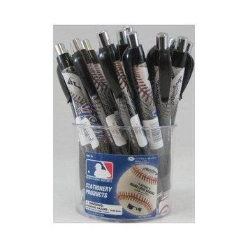 National Design 12210-GCS Mets Dimple Grip Pen In Canister