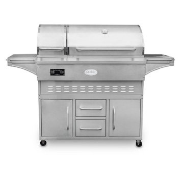 Louisiana Grills Estate 860C Pellet Grill with Cabinet