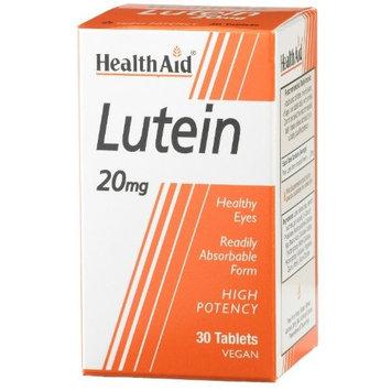 HealthAid Lutein 20mg - 30 Tablets
