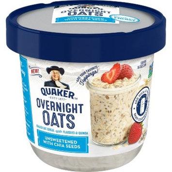 Quaker Overnight Oats - Unsweet - 1.8oz