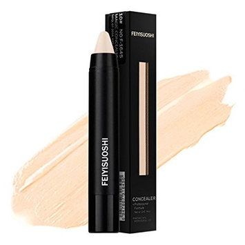 Fullkang Auto-Rotate Eyes Lips Crayon Concealer Stick