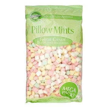 Wilton Favor Candy, Pillow Mints, Pastel, 48 oz.