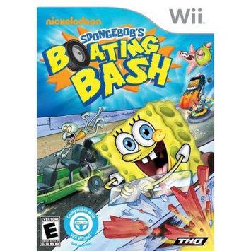 Thq 30305 Spongebob Boating Bash Wii