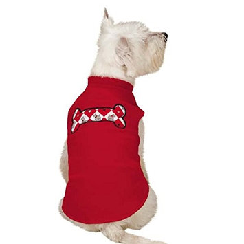 Zack and Zoey UM6629 20 83 SweetH Scottie Fleece Vest L Red