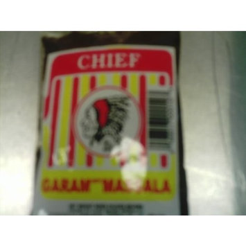 Chief Garam Massala, 85g, 30z
