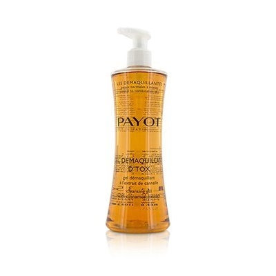 Payot Les Demaquillantes Gel Demaquillant D'tox Cleansing Gel With Cinnamon Extract Normal To Combination Skin 400Ml/13.