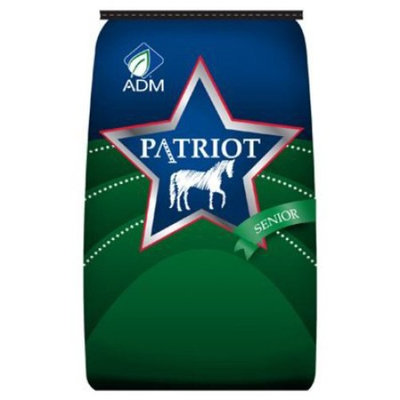 ADM Patriot Senior Horse Feed