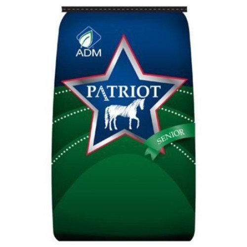 ADM Patriot Senior Horse Feed
