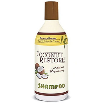 Nature's Protein Coconut Restore Moisture Replenishing Shampoo, 13 Ounce