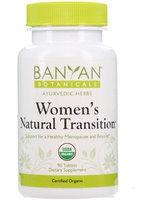 Banyan Botanicals, Women's Natural Transition 90 tabs