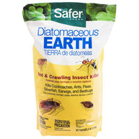 Safer Brand Diatomaceous Earth Ant and Crawling Insect Killer