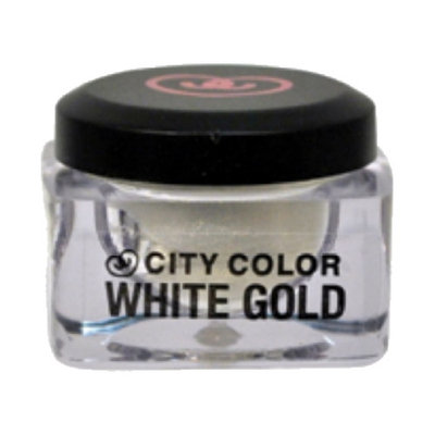 (6 Pack) CITY COLOR Shadow and Highlight Mousse - White G
