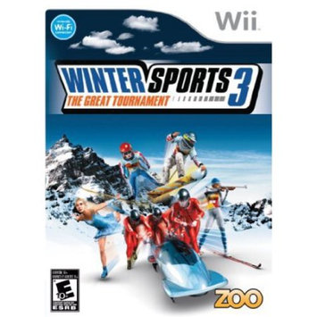 Inetvideo Winter Sports 3 The Great Tournament
